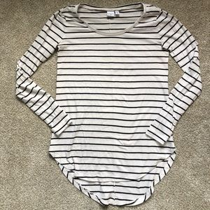 Nordstrom bp Long Sleeve Crew Neck Tee size S